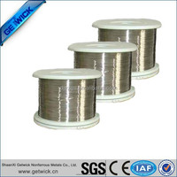 Heating element pure molybdenum wire for sapphire crystal furnace