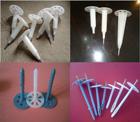 China High Quality Heat Preserve Nail/insulation Supporting Pin Manufacture/supplier/exporter