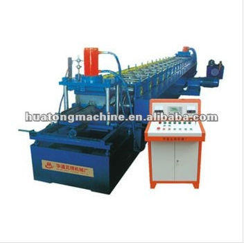 highway guard rails roll forming machinery