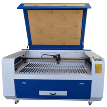 small leather craft laser cutting machine / 1290 fabric laser cutter LM-1290