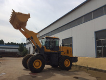 High Maneuverability Lift capacity 5t wheel loader