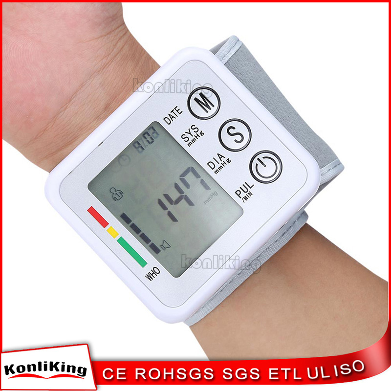 Konliking branding Blood Pressure Monitor Automatic measurement medical device