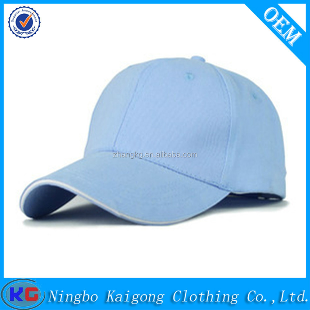 Popular men wear newest design cap,baseball cap 6 panel hot sale