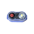 MED approved lifejacket light, Alkaline battery