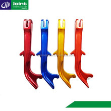 Colorful Modify Chinese Motorcycle Parts Motorcycle Side Stand for Motorcycle