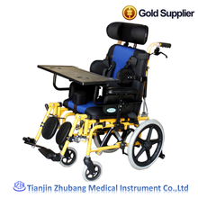 High Quality Caster Cerebral Palsy Child Hand Brake for Wheelchair