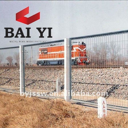 Railway Wire Mesh Security Fence