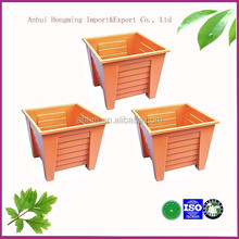 Factory OEM Design large size plastic flower pot with good prices