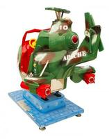 Chopper Coin Operated kiddies Rides