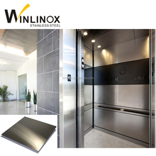201 304 316 430 elevator stainless steel decorative sheet