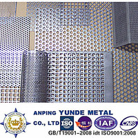ss304 perforated metal plates/perforaed metal sheet