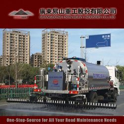 6cbm Intelligent Asphalt Sealer Spraying Machine HZJ5110GLQ