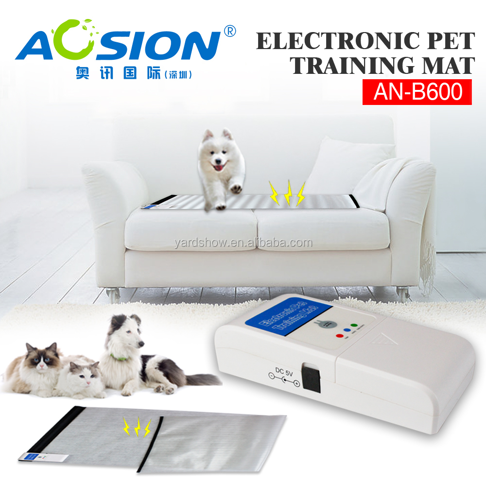 Aosion Advanced static and tone electronic pet training mat Customized Size AN-B600