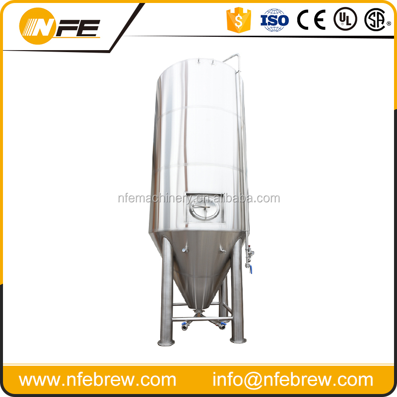 10000L fermentation vessels for sale , beer fermenter , commercial beer brewing equipment