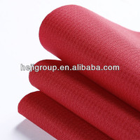 100% polyester stripe fabric with pvc/pu coated for bag/tent/backpacl/luggage