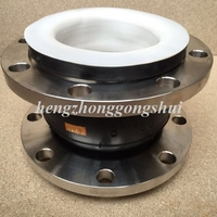 Work pressure 1.6 Mpa PTFE inner expansion bellows joints