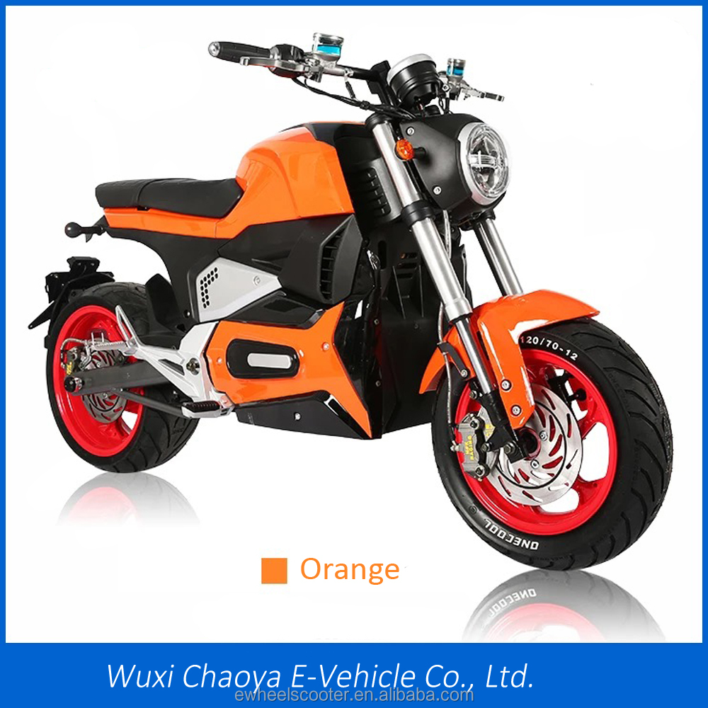 2017 new product Cool electric motorcycle high quality racing motorcycle for sale