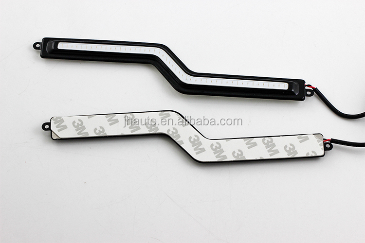 High Power 4W Auto COB LED DRL Daytime Running Light Lamp For All Cars