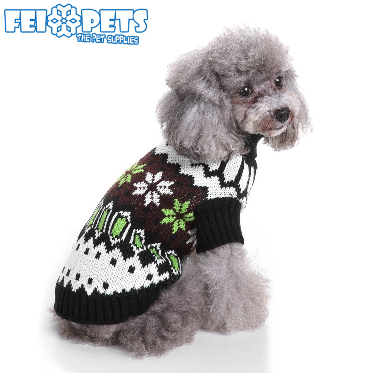 2018 New Bulldog Sweatshirt Snow Dog Clothes Hot Pet Jumpers Outwears