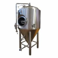 500L Small Beer Brewery Equipment For