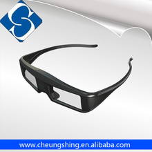 Best selling OEM packing polarized 3D glasses for lcd tv and 3D Cinema
