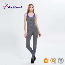 Heating sexy women vest sports suit long johns