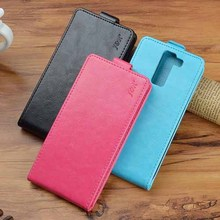 Fashion Open Up And Down Flip PU Leather Case For LG K8 LTE K350E K350N Cover Vertical Magnetic Phone Bag High Quality 9 colors