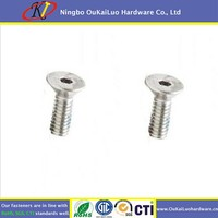 Big Flat head torx screw/torx machine screw Stainless steel A2-70