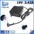 ul plug High quality factory Laptop Adapter Tingxing brand for HP 19V3.42A65W Notebook charger 4.5*3.0MM
