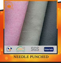 Interlining, Needle Punched Non-Woven Fabric
