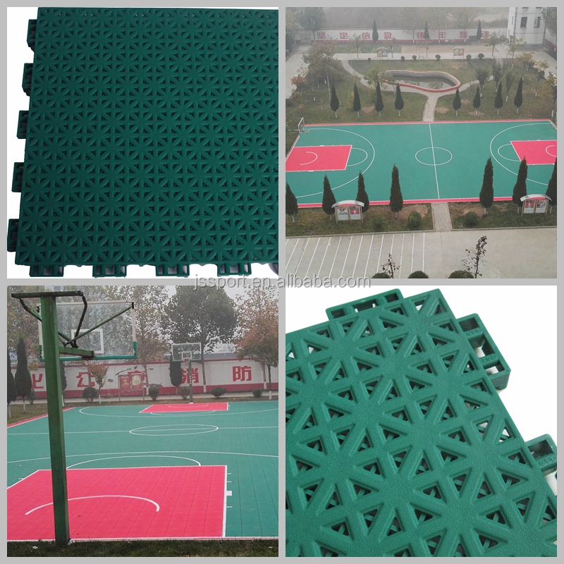 school preschool court flooring tile for basketball futsal volleyball tennis hockey badminton skating