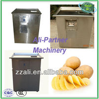 High quality automatic potato chips cutter machine