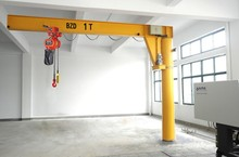 single girder wall mounted gantry jib crane