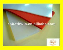 self adhesive silicone rubber sheet