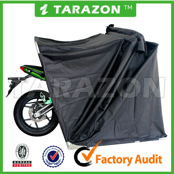 Folding motorcycle accessories cover from tarazon