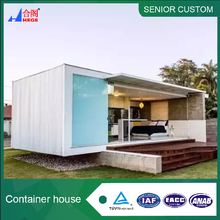 best selling modern Container House, new and unique modern design