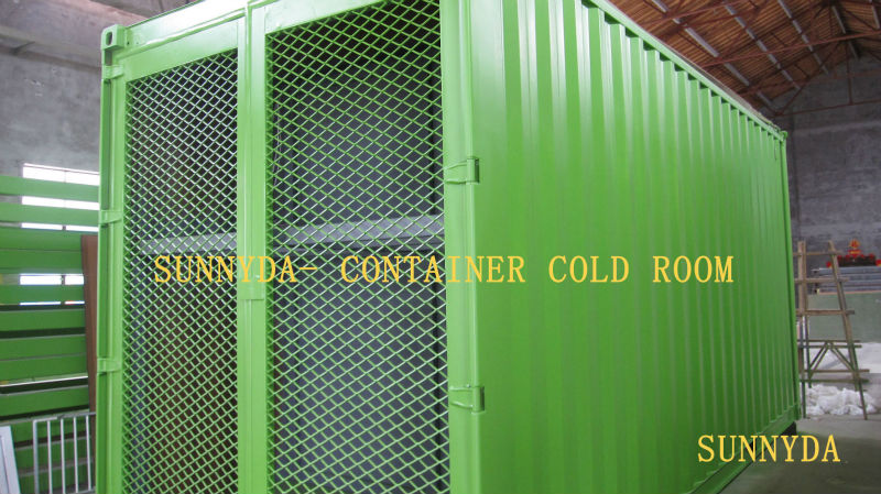 20ft/40ft refrigerated container,10ft cold room container