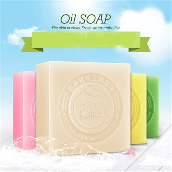 Bioaqua brands baby organic skin whitening bath soap for babies