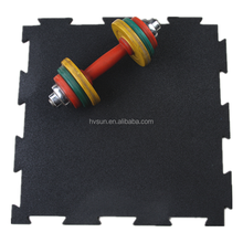 Widely Used Superior Quality gym rubber flooring for weight lifting