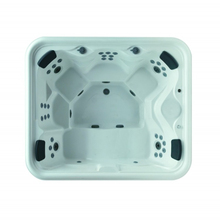 SMBR-093 New products large Rectangular spa Simple hot spa tub