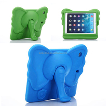 2016 New Design Best Selling Elephant Silicone Case Cover for Ipad Mini