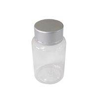 Good supplier Transparent 16 oz glass bottle with lid