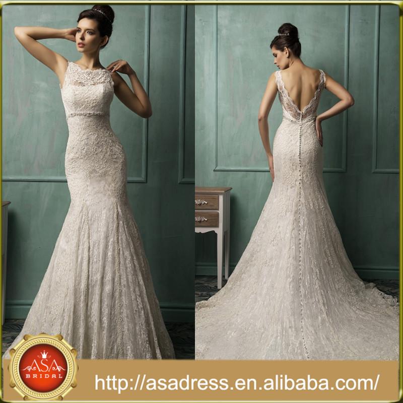 Back Open Lace Wedding Dress, Back Open Lace Wedding Dress Suppliers ...