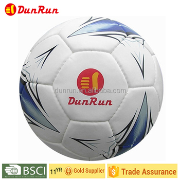 PU Laminated Football Butyl bladder soccer ball top hand stitched soccer ball