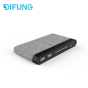 Custom printed slim design 3000mah mobile power bank/portable bank with best service and low price