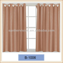 Factory Supply china supplier hotel blackout curtain PVC