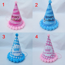 Wholesale Party supply paper hat Birthday party hat