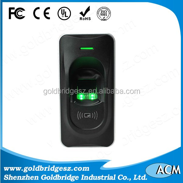 RFID Access conttrol and time attendance fingerprint reader