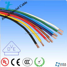 UL Certificate 1007 strand conductor resistance to acid and alkali cable