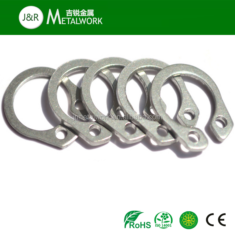 A2 A4 SS304 SS316 Stainless Steel Circlip DIN471